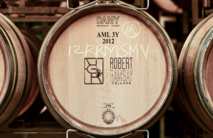 Robert Ramsey Barrels